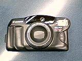 Canon Inc., Japan Canon Sure Shot 80 Tele Date AF Auto Focus 35mm Film Camera w/ Canon Lens 38/80mm 1:3.7/7.3 Camera (Black Color)