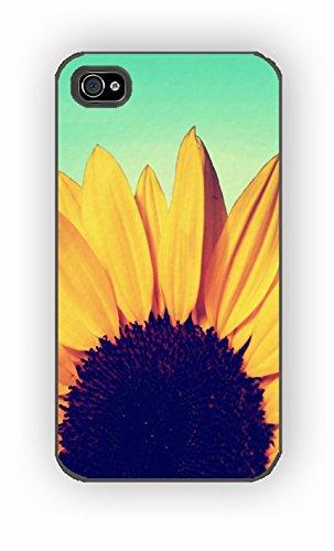 Sunflower Cute Flower Tumblr Inspired for iPhone 4/4S Case