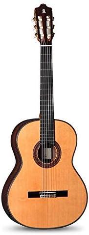 Guitarra Clásica Alhambra 7P Classic (4/4): Amazon.es ...