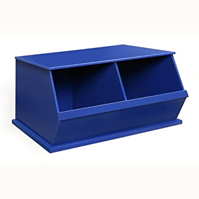 Badger Basket Two Bin Storage Cubby