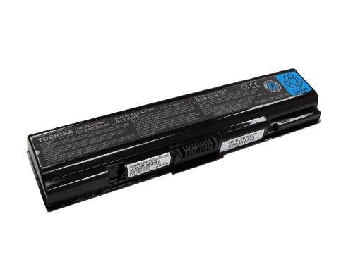 Toshiba PA3534U-1BRS Laptop Battery - Original Toshiba Battery Pack (6 Cells) (Toshiba Computer Battery)