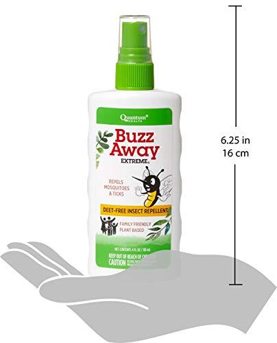 bug soother spray