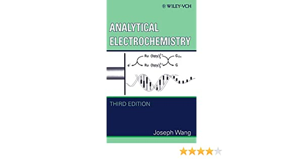 Analytical electrochemistry /