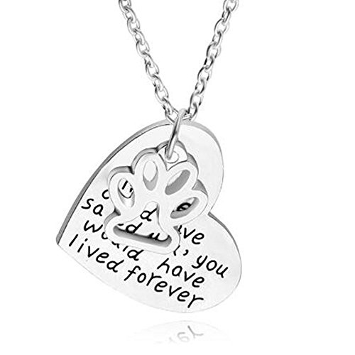 Stunning Silver Plated Link Chain Pendant Necklace Fine Women Jewelry - Chaise Box Jewelry