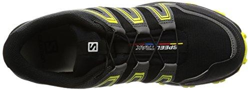 Sulphur Noir Homme 000 De Magnet Chaussures Salomon Speedtrak Trail Spring black qw8xSATU