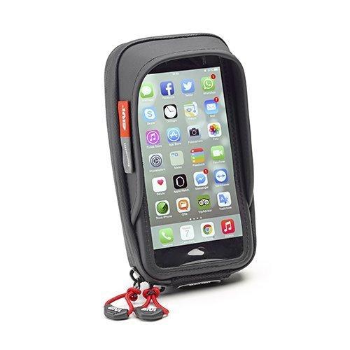 Givi S957B Waterproof Smart Phone Holder For Motorcycle Handlebar...