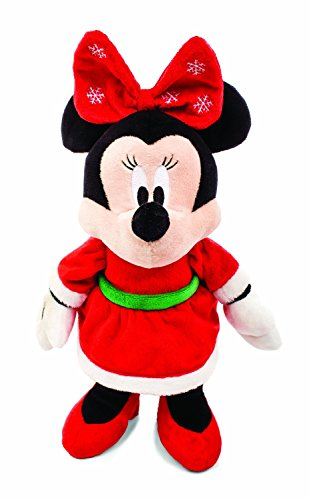 Kids Preferred Disney Baby Minnie Mouse Holiday Plush by Kids Preferred