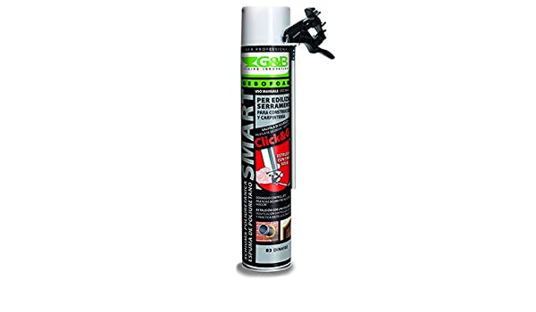 espuma poliuretano gebofoam Smart G & B manual color ...