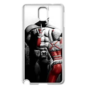 Batman Arkham City Samsung Galaxy Note 3 Cell Phone Case White 53Go-276197