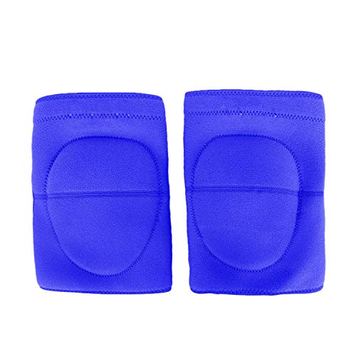 Moonlove Breathable Elastic Knee Pads Antiskid Knee Cap Warm Thickening Sponge Knee Guard Kneelet For Sports,Soccer,Running,Jogging,Yoga,Dance Pack Of 1 Pair