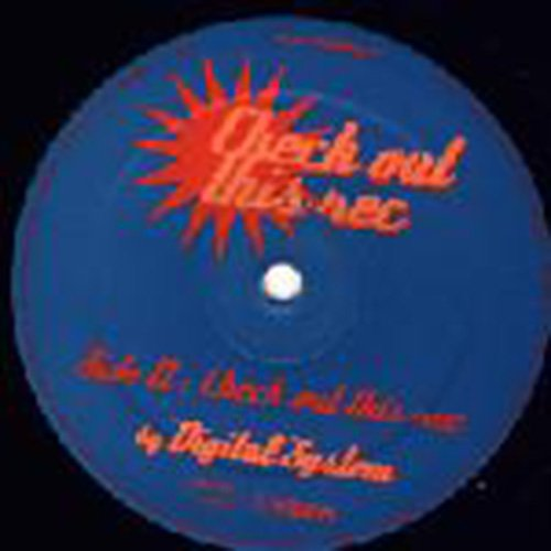 """Check Out This Rec - Digital System 12"""""""