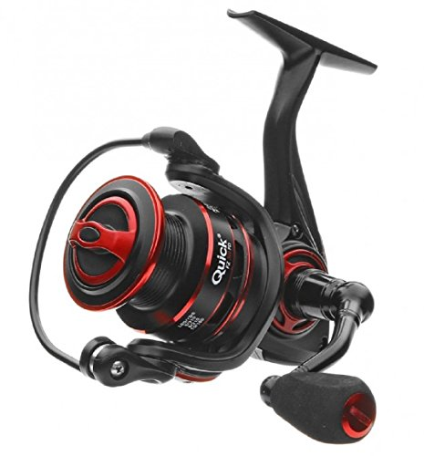DAM Quick FZ 400 FD frontdrag spinning fishing reel