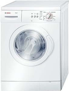 Bosch WAE20062EP Independiente Carga frontal 7kg 1000RPM A+ Color blanco - Lavadora (Independiente, Carga frontal, A+, A, C, Color blanco)