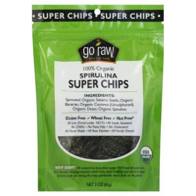 Go Raw Spirulina Super Chips product image