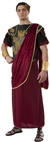 Rubie's Costume Men's Julius Caesar Adult Costume