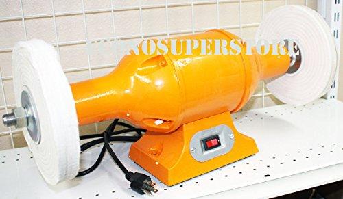bench grinder 8 inch 1hp - 9