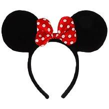 elope Disney Minnie Mouse Costume Ears Headband
