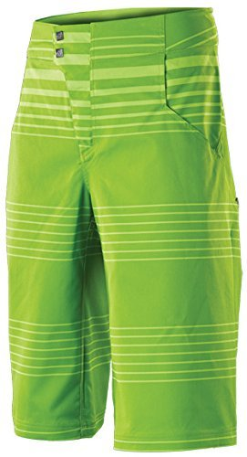 Royal Racing Matrix 2 Shorts, Lime/Black, Large Matrix Racing