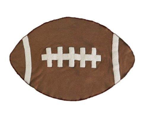 Pie Styles Mud (Mud Pie Football Sherpa Blanket)
