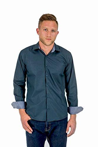 dress shirts untucked - 3