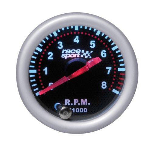 Sumex Rflx544 Race Sport - Contagiri 270° Mirror Look, 52mm,12V Sumex Italia S.R.L.