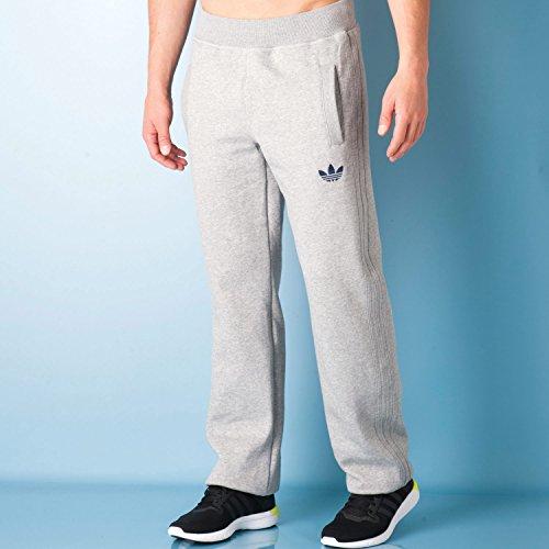 z38535 Foncé gris survêtement Pantalon hommes Molleton Adidas B6vxwO8