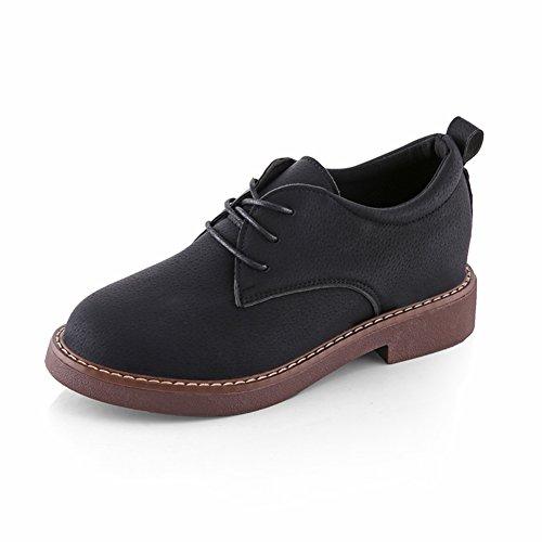 aumentados en los zapatos de moda/Europea encaje zapatos casual/escoge los zapatos A