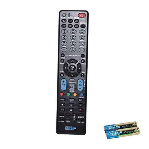 HQRP Remote Control for LG 32LG30 32LG30DC