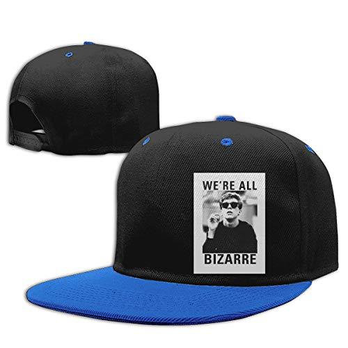M-shop Breakfast Club 'We're All Bizarre' Children's Contrast Hip Hop Baseball Cap,Children's Baseball Cap