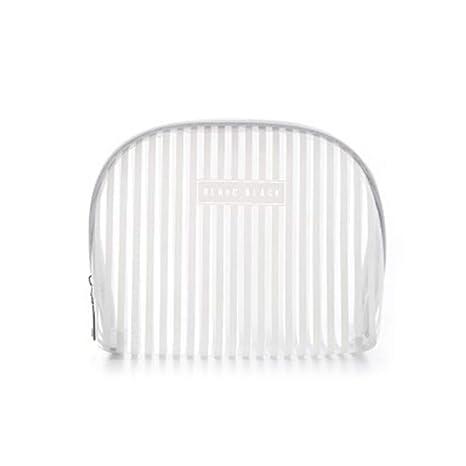 Scrox 1x Bolsas de Maquillaje Profesional PVC Neceser ...