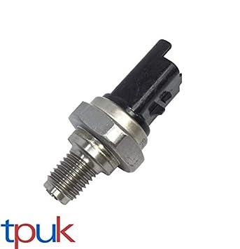 Sensor de riel de alta presión de combustible para Qashqai Note 1.5 DCI 5WS40208: Amazon.es: Coche y moto