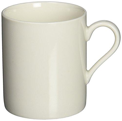Maxwell and Williams Basics Mug, 10-Ounce, White