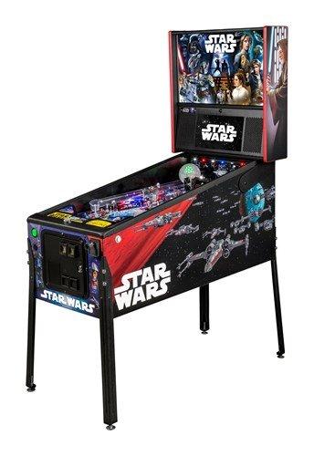 Star Wars Arcade Game - Stern Pinball Star Wars Arcade Pinball Machine, Pro Edition
