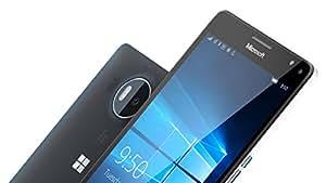 "Microsoft Lumia 950 XL RM-1085 32GB Black, Single Sim, 5.7"", 20MP, 3GB Ram, Unlocked International Model, No Warranty"
