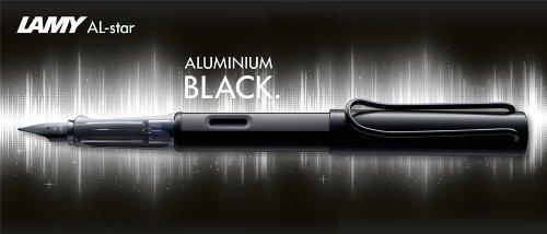 Lamy al Star 2013 negro pluma estilogr/áfica edici/ón especial