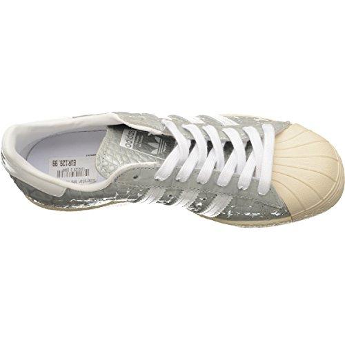 Scarpe W S76415 Sportive adidas Silver Superstar Etqxwp5