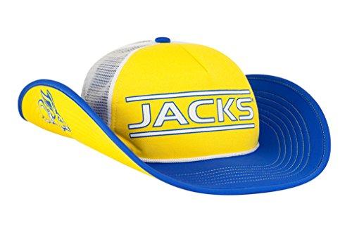 Cowbucker Collegiate Bucker Hat | Officially Licensed (OSFA, South Dakota State Jackrabbits - Ncaa Team Floats Pool
