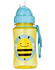 Skip Hop Forget Me Not Kid Straw Bottle, Bee
