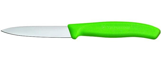 Victorinox Küchen-Gemüsemesser Swiss Classic 2 Stück auf Blister - Juegos De Cuchillos Para Verduras Swiss Classic