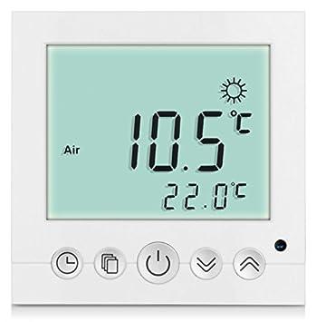 SM-PC®, Digital Thermostat Raumthermostat Fußbodenheizung ...