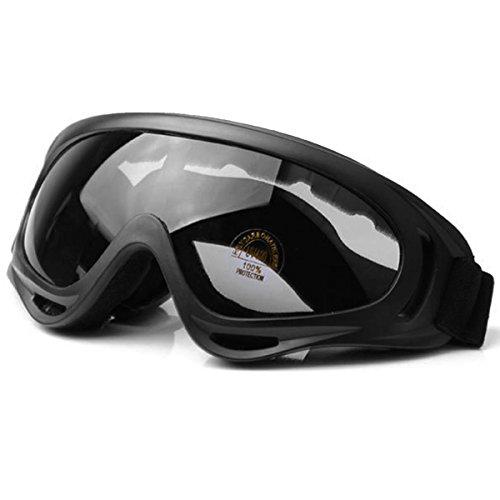 Ski Goggles Snowboard Adjustable UV Protective