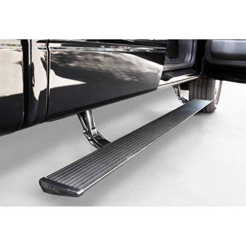 AMP Research 76141-01A PowerStep Electric Running Boards Plug N Play System for 2009-2014 Ford F-150 (All Cabs)