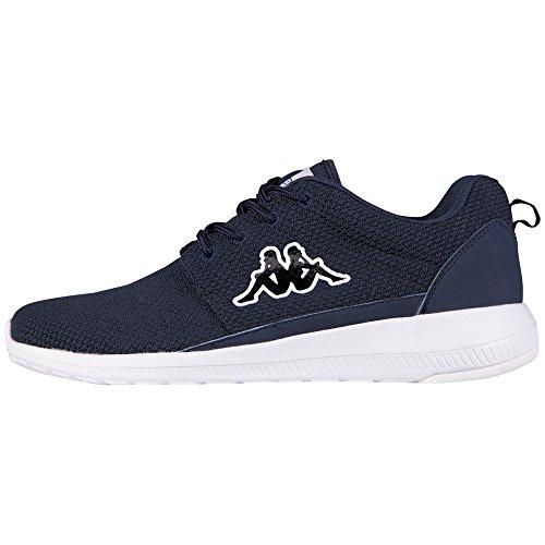 Kappa Ii 6710 Erwachsene Unisex White Sneaker Speed XL Blau Navy vwa4rvq