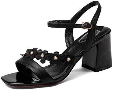 Zapatos Verano Tacón La Y Primavera Sandalias De Para Hhgold El pxHqdv6H