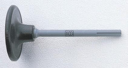 ラクダ SDS-max電動ハンマー用ランマ φ18×500×φ140mm 10109