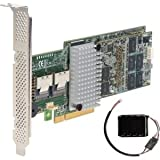 Intel RAID Controller RS25AB080 - Serial ATA/600 - PCI Express 2.0 x8 - Plug-in Card - RAID Supported - 0, 1, 5, 6, 10, 50, 60 RAID Level - 2 SAS Port(s)