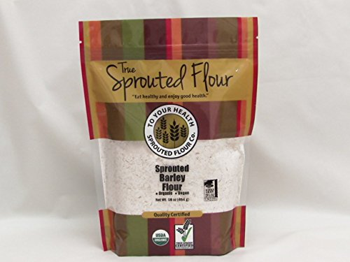 Amazon.com : 1 lb. Organic, Sprouted Oat Flour : Grocery