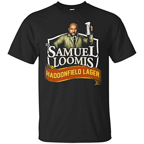 Find Dr Samuel Loomis Haddonfield Lager T - Shirt for -