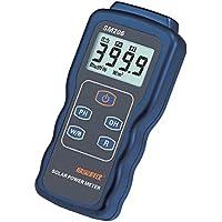 MeterTo SM206 Solar Power Meter, 0.1-399.9 W/m2, 1-3999 W/m2, 0.1-399.9 Btu/(ft2-h), 1-3999 Btu/(ft2-h)