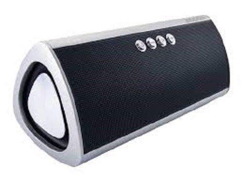 (Kicker KPM50 Wireless Bluetooth Speaker System (Silver))